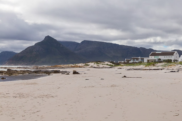 Kommetjie Beach, Península del Cabo, Sudáfrica