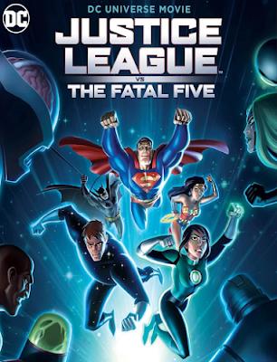 La Liga de la Justicia vs Los Cinco Fatales en Español Latino