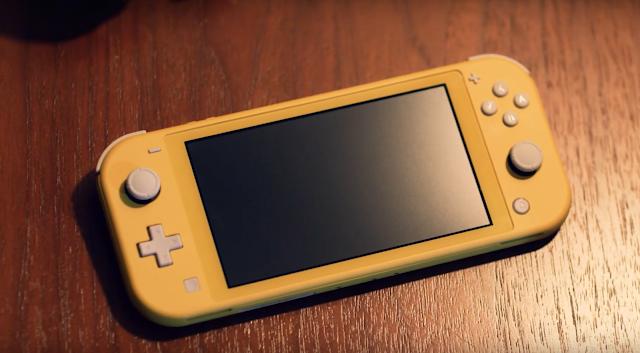 Presentación oficial de Nintendo Switch Lite
