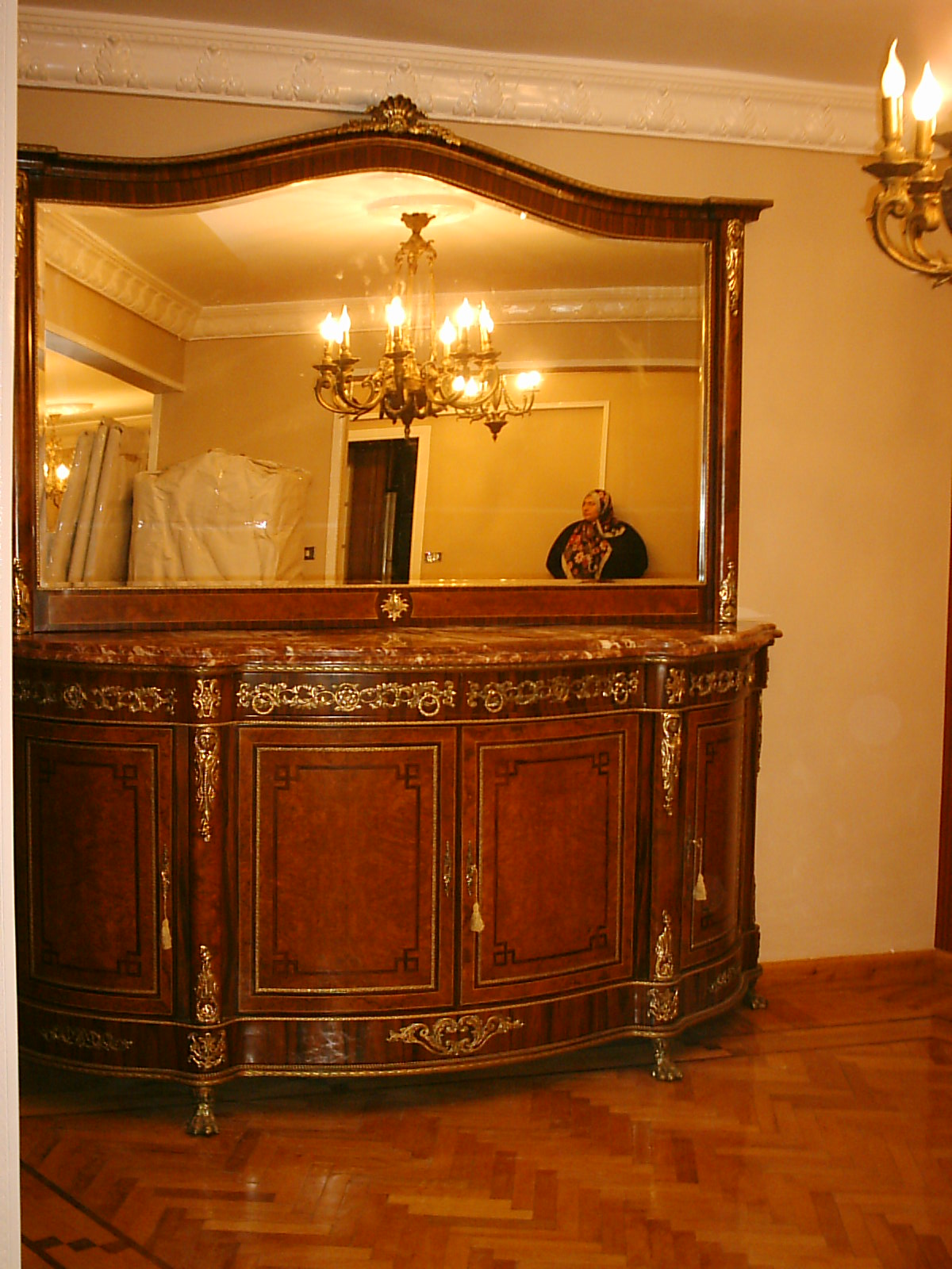 Antique Furniture Reproductions French Italian English
