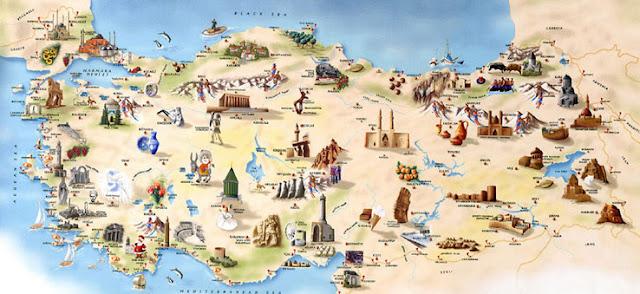 Sejarah Anatolia Atau Asia Minor
