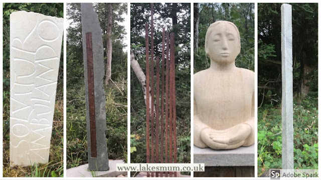 Halecat House Sculpture Trail