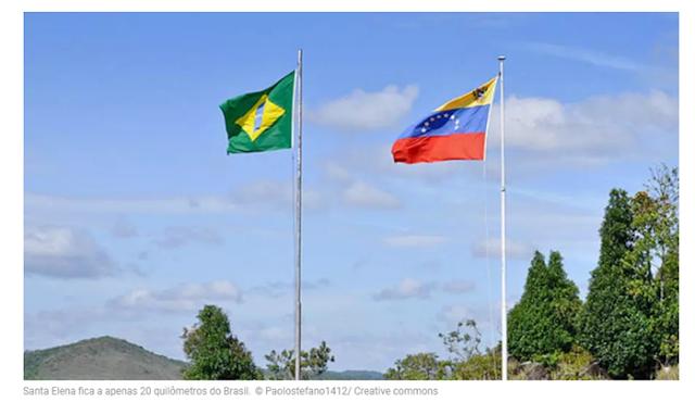 Real brasileiro passa a circular em cidade da Venezuela
