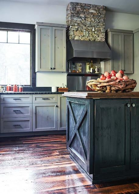 Desain dapur minimalis 2x2