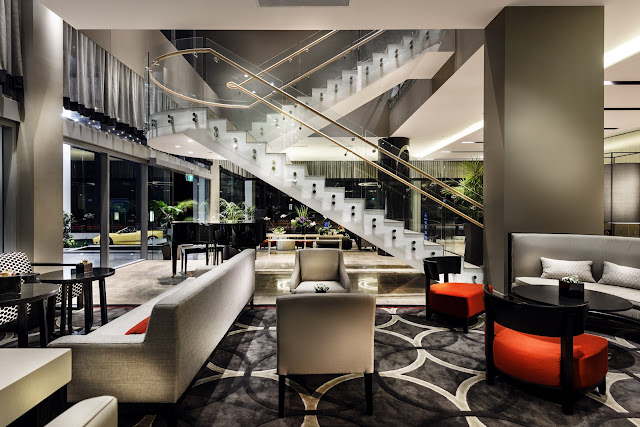 Fraser Suites, Perth - foyer