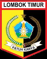 Logo / Lambang Kabupaten Lombok Timur / Lomtim