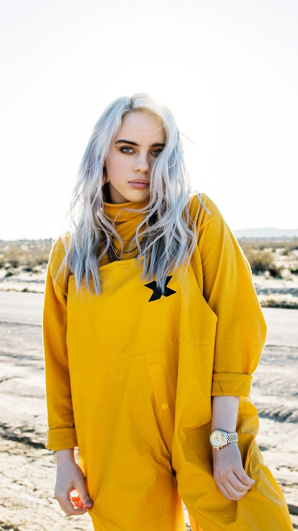 Billie Eilish Beautiful Look