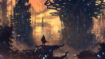 Sci-Fi, Digital Art, 8K, #4.956