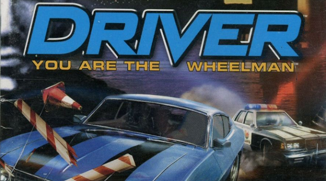 Driver You Are the Wheelman PC Full Version Free