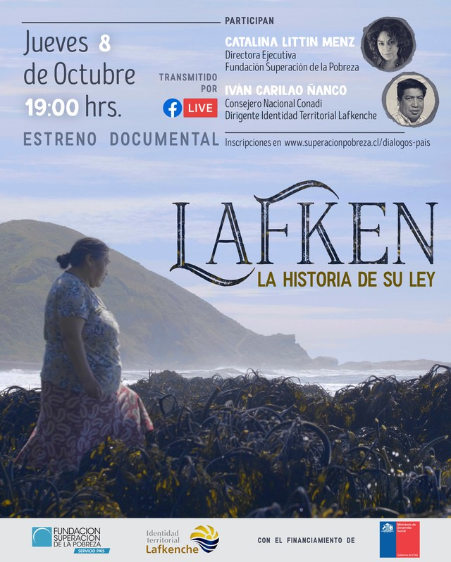 Lafken, la historia de su ley