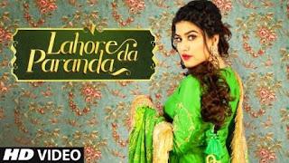 Lahore Da Paranda Lyrics Full Song Download | Kaur B