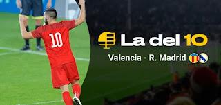 bwin promo Valencia vs  Real Madrid 15 diciembre 2019