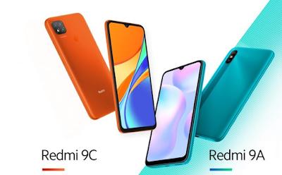 Redmi 9C vs Redmi 9A