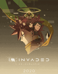 جميع حلقات الأنمي ID:Invaded مترجم