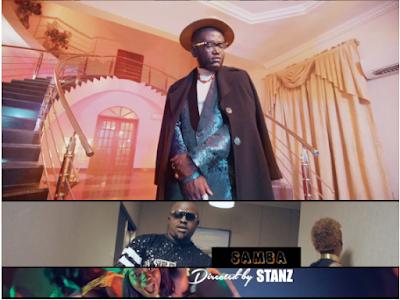 DOWNLOAD VIDEO: Freddy Poundz ft. Gabu - Samba (Remix)