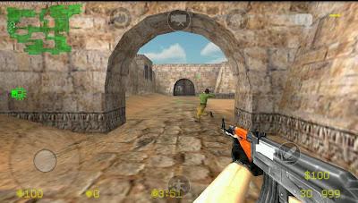 Counter Strike ganha versão para Android graças ao XDA 4