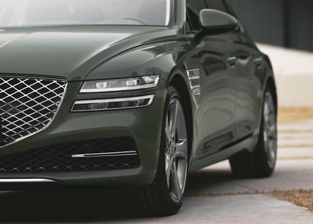 2021 Genesis G80 Review