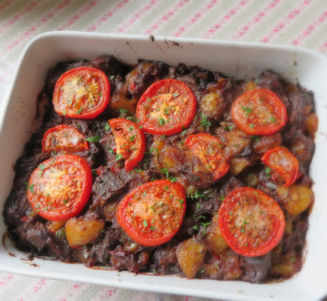 Old Fashioned Baked Hash