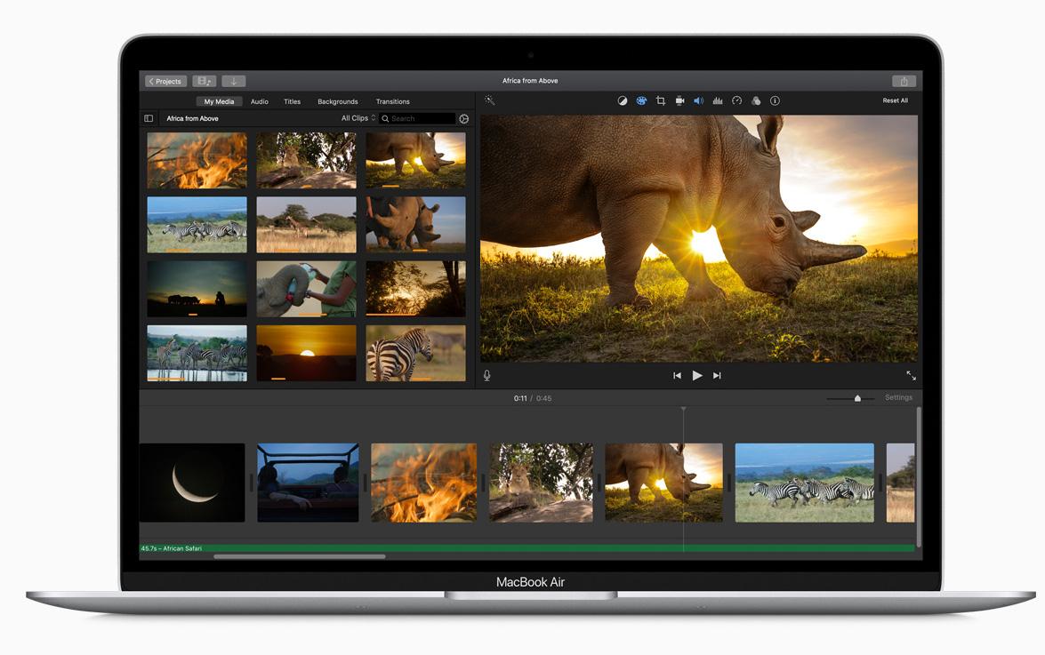 2020 全新巧控鍵盤 MacBook Air 發布!售價僅 31,900