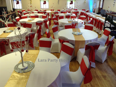 Christmas Chair Covers Ireland Fabric Foldable Chairs Lara Party Hire First Insurance Dinner Garda Unnamed 283 29 Jpg