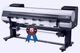 Canon imagePROGRAF iPF9100 Large Format Printer