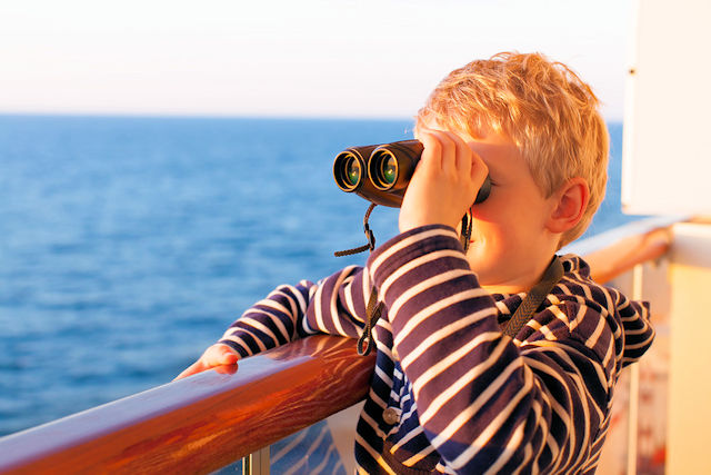 Familienkreuzfahrt im Mittelmeer mit MS EUROPA
