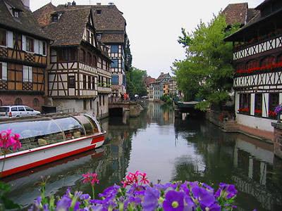 Những ngày ở Châu Âu- Strasbourg