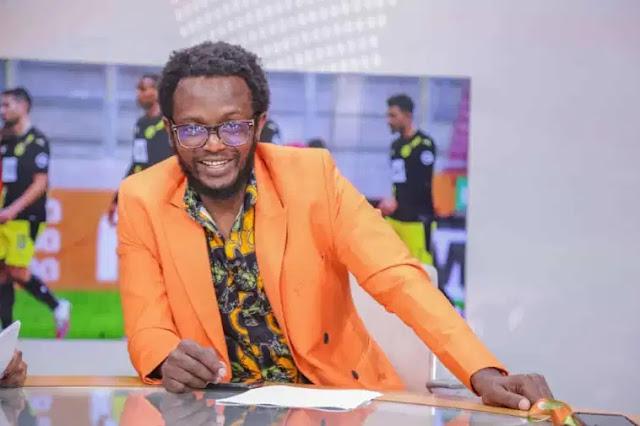 Comedian Herman Gakobo Kago alias Prof Hamo photo