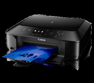 Canon PIXMA MG6470 Drivers Printer Download