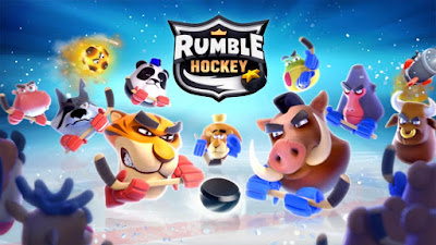Rumble Hockey APK For Android