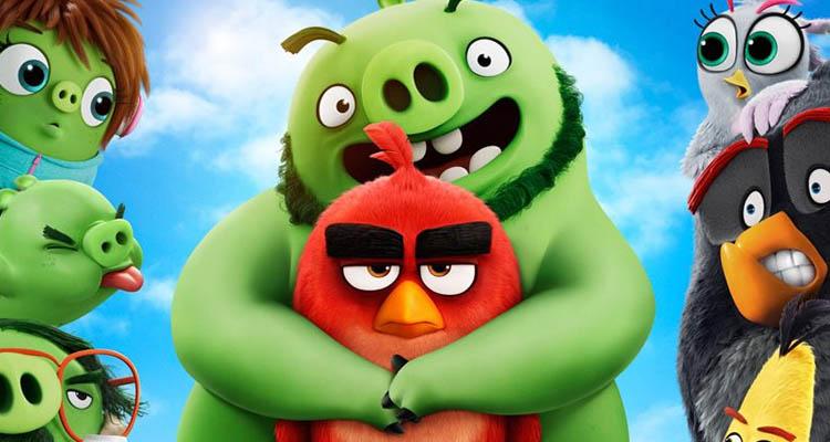 Crítica de 'Angry Birds 2'