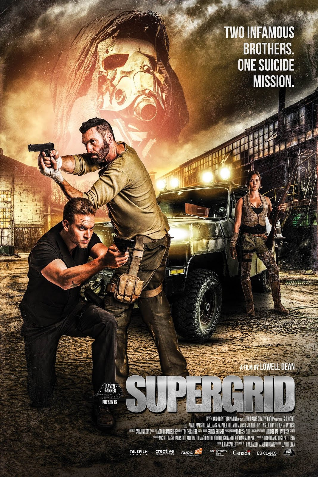 SuperGrid (2018) English 720p BluRay 700MB