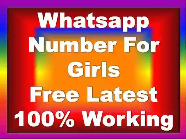 [100% Working] Girls Whatsapp Number   Whatsapp Number For Girls   Girls Whatsapp Number App