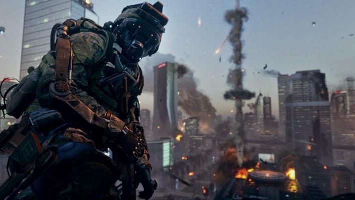 Call of Duty Advanced Warfare Full Tek Link İndir + Torrent