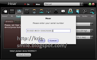 Registrasi software hear full versions1