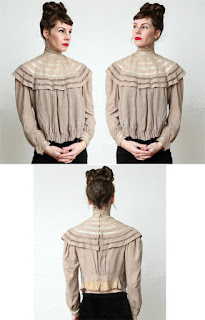 A Tender Hope blouse selection 2