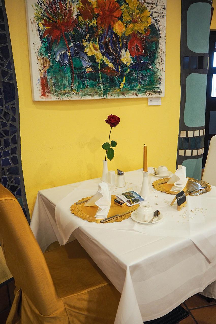 Kulinarik im Rogner Bad Blumau
