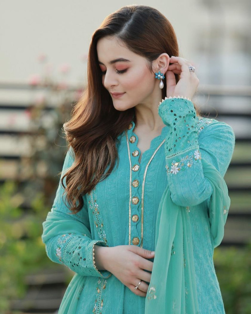 Aiman Khan Latest Photoshoot