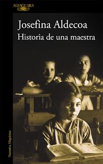 historia de una maestra josefina aldecoa