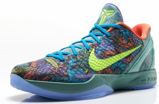 new styles 6b81e b37c1 This is the sixth release from the Nike Kobe