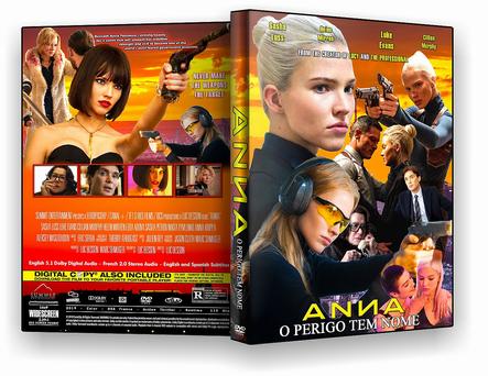 DVD - ANNA O PERIGO TEM NOME 2019 - ISO