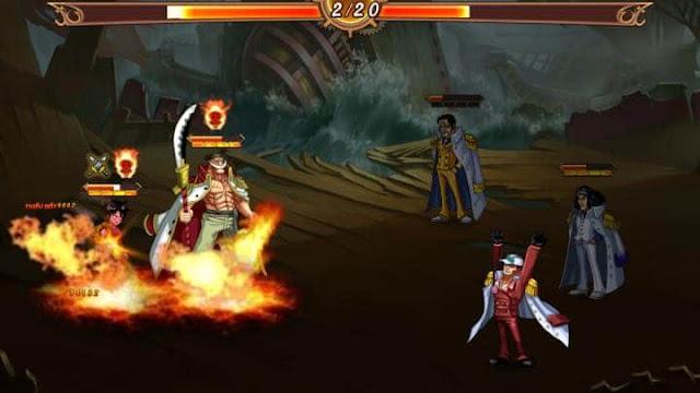 Liên Quân Hải Tặc: Game lấy đề tài One Piece cập bến Việt Nam 4