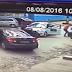Vídeo: Bandidos armados abordam vítimas e levam veículo com malote de dinheiro, assista
