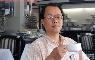 李錫堤 / 國立中央大學應用地質研究所教授