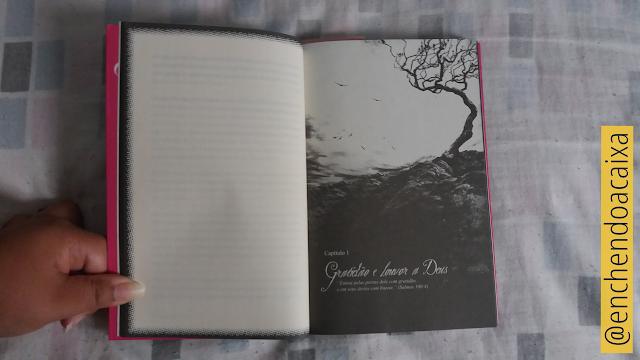 Abertura do capítulo do livro: Louvor em meio a guerra, de Ana Márcia Brito