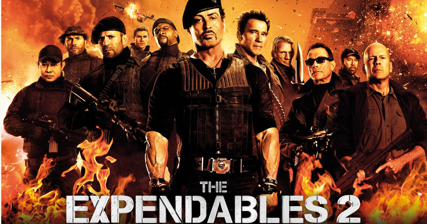 Watch The Expendables Online Free