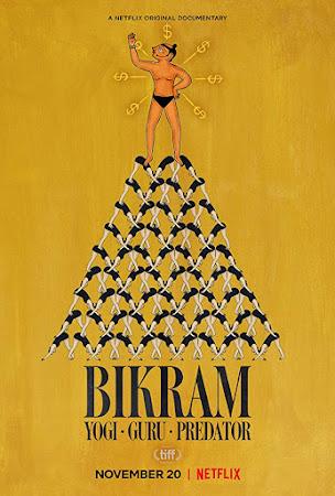 Poster Of Bikram: Yogi, Guru, Predator In Dual Audio Hindi English 300MB Compressed Small Size Pc Movie Free Download Only At worldfree4u.com