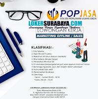 Loker Surabaya di POPJASA Biro Jasa Pengurusan Ijin Usaha Anda Juni 2020