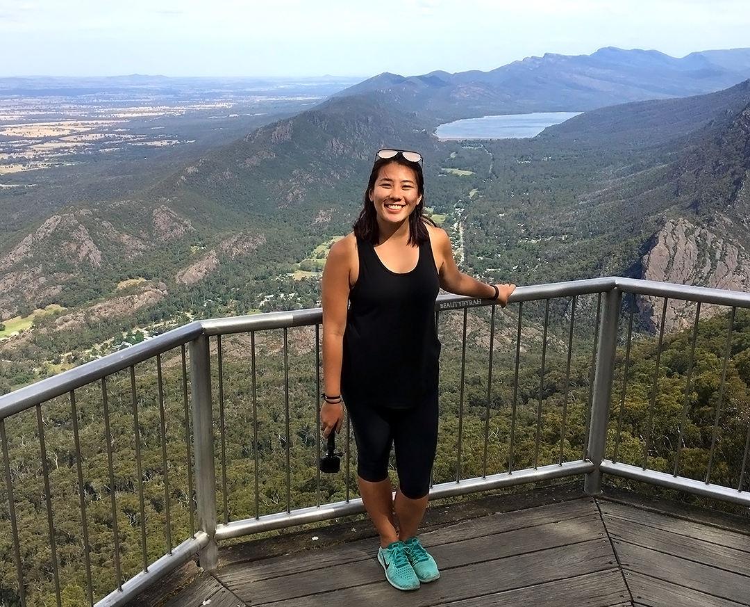 My Solo Travel Guide to Melbourne Grampians