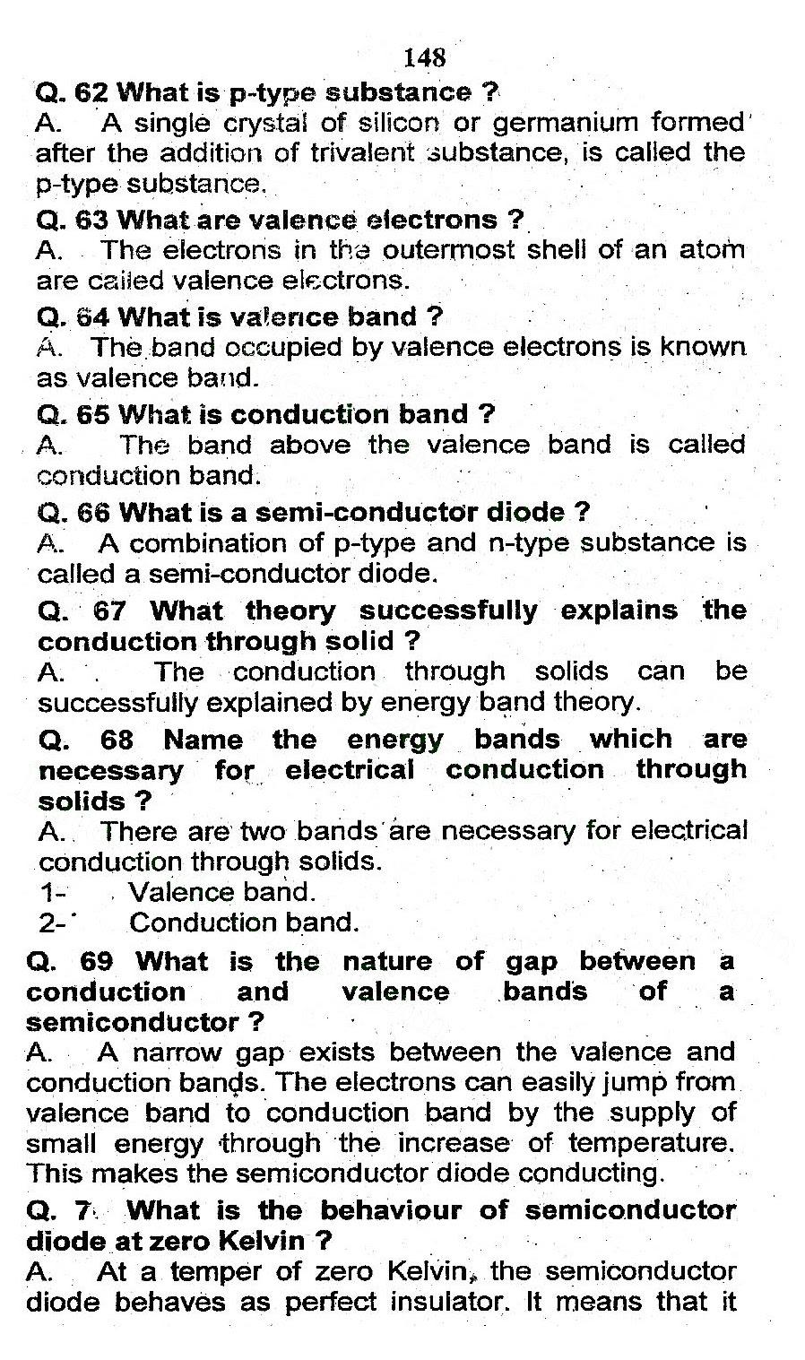 2nd Year Physics Chapter 17
